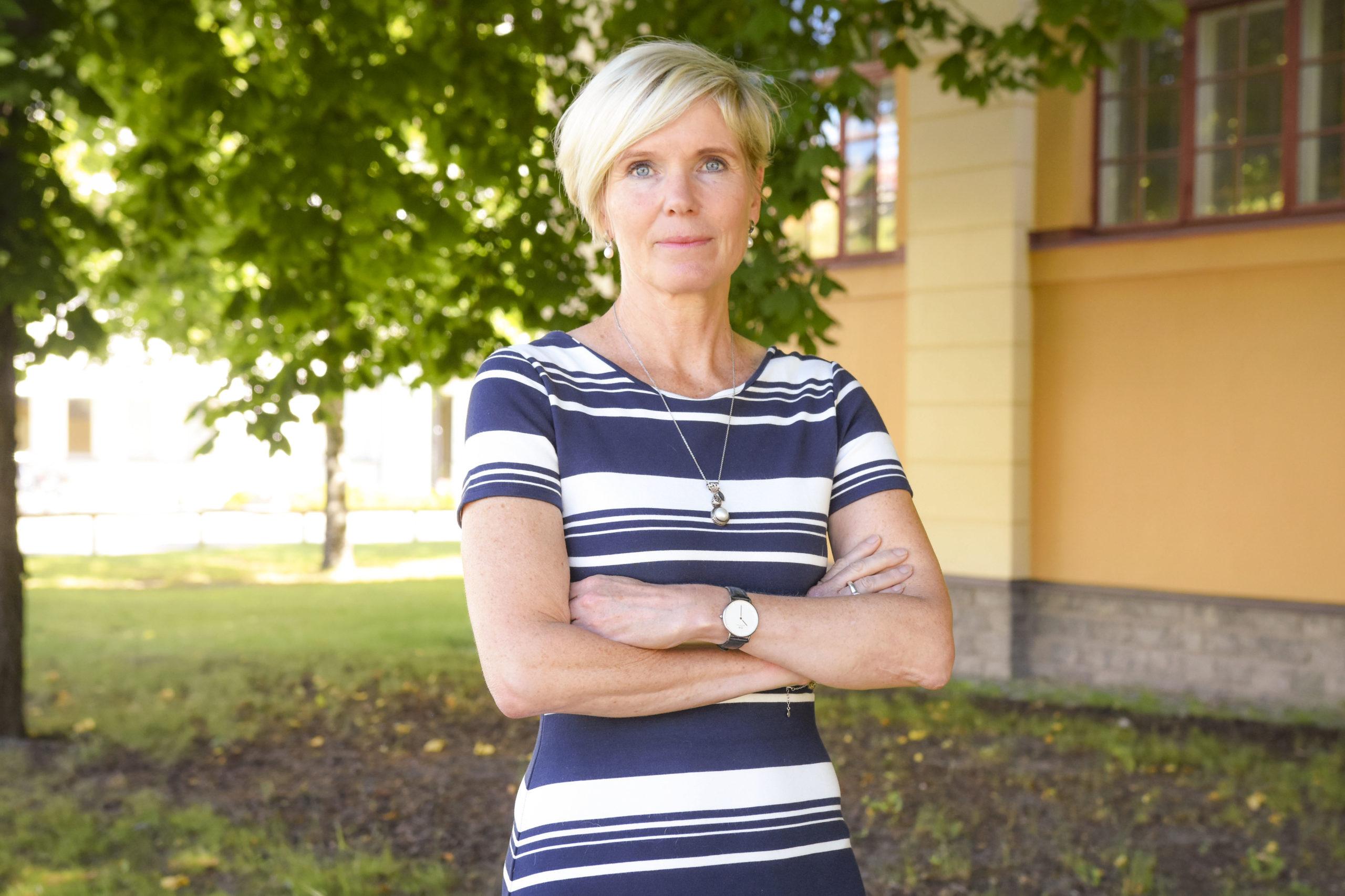 Marie Gårdmark, VD RegSmart